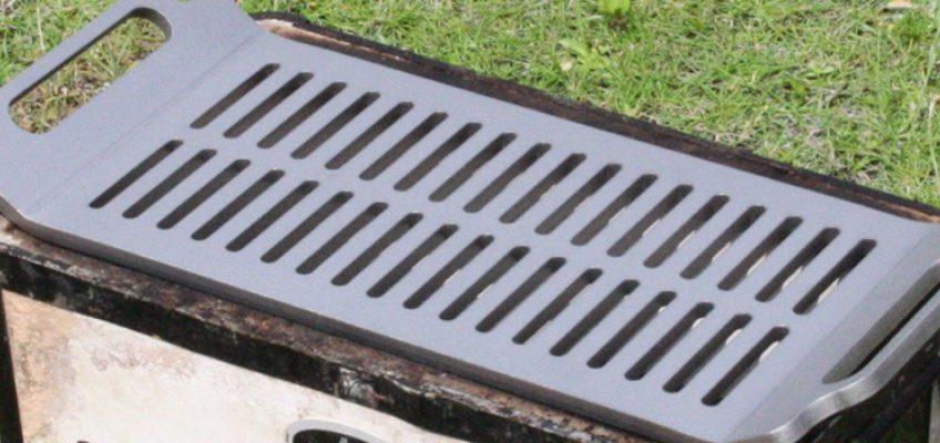 7・8・9はBBQ! 本格炭焼き用 バーベキュー鉄板